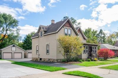 Crystal Lake Single Family Home New: 91 Pomeroy Avenue