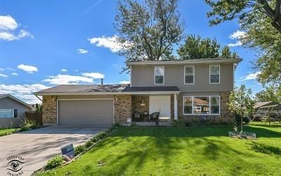 Monee Single Family Home Contingent: 5131 West Margaret Street