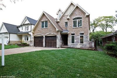 Elmhurst Single Family Home New: 935 South Kirk Avenue