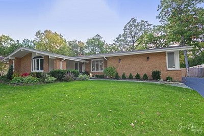Lake Forest Single Family Home For Sale: 870 Beverly Place