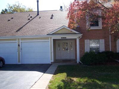 Buffalo Grove Condo/Townhouse For Sale: 1036 Auburn Lane