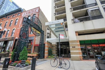 Condo/Townhouse New: 1212 North Wells Street #1405