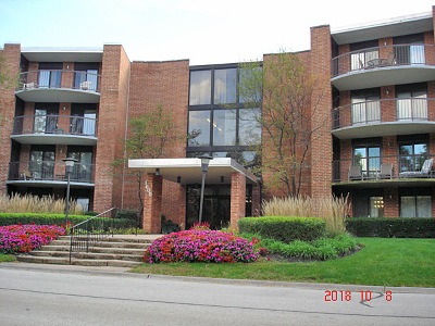 Arlington Heights Condo/Townhouse For Sale: 1605 East Central Road #108A