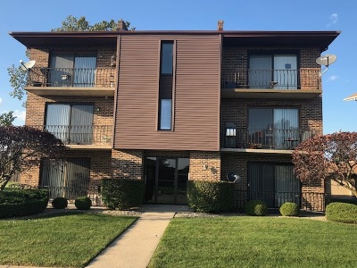 Tinley Park Condo/Townhouse New: 8112 168th Place #1E