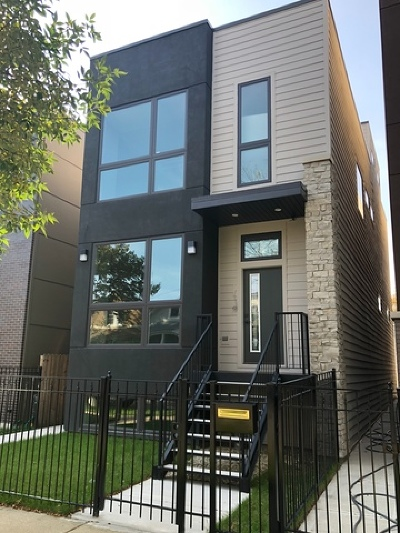 Single Family Home New: 2914 North Washtenaw Avenue