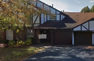Naperville Condo/Townhouse New: 2156 Sunderland Court #101-A