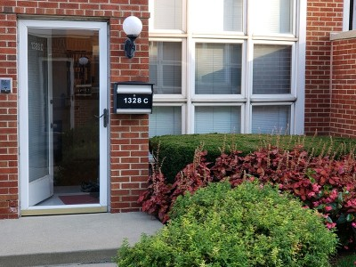 Condo/Townhouse New: 1328 South Federal Street #C