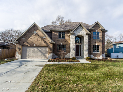 Northbrook Single Family Home For Sale: 1684 Prairie Avenue