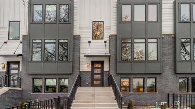 Du Page County Condo/Townhouse For Sale: 221 North Larch Avenue
