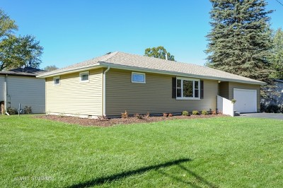 McHenry Single Family Home New: 1807 Beach Road