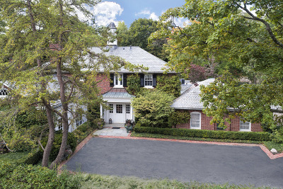 Lake Forest Single Family Home For Sale: 963 Elm Tree Road