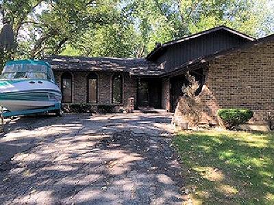 Crete Single Family Home For Sale: 3438 Huntington Terrace