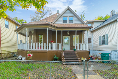 Joliet Single Family Home For Sale: 311 South Ottawa Street