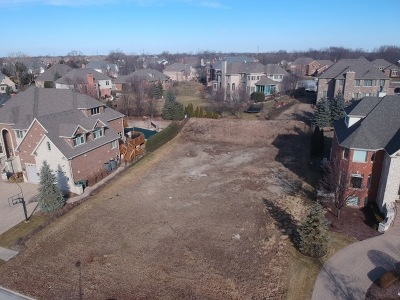 Orland Park Residential Lots & Land For Sale: 10840 142nd Street