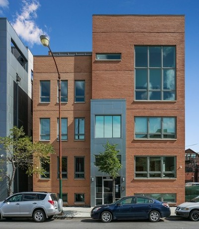 Condo/Townhouse New: 2743 North Ashland Avenue #1N