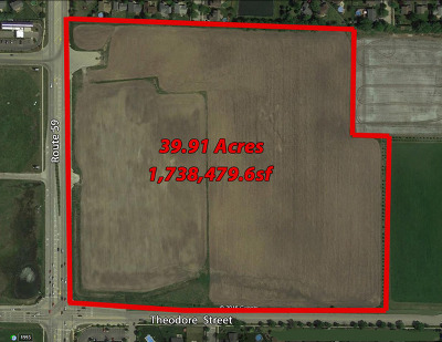 Residential Lots & Land For Sale: 0000 South Route 59