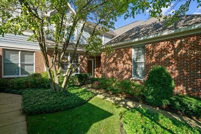 Glenview Condo/Townhouse For Sale: 2118 Trowbridge Court