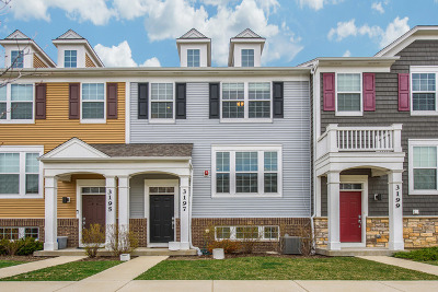 Glenview Condo/Townhouse For Sale: 3197 Coral Lane