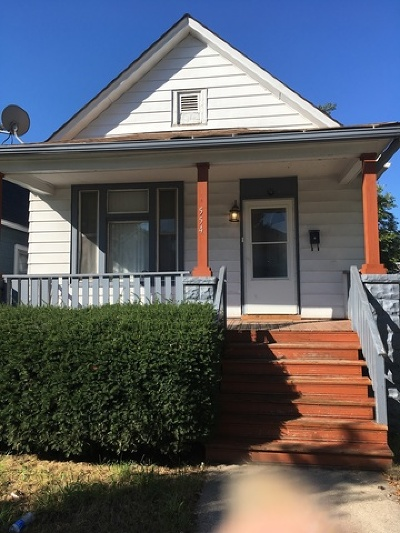 Cook County Single Family Home New