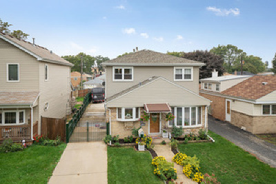 Franklin Park Single Family Home For Sale: 3500 Dora Street