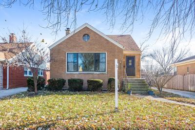 La Grange Park Single Family Home New: 1409 Kemman Avenue