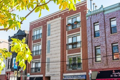 Condo/Townhouse New: 2455 North Halsted Street #2S