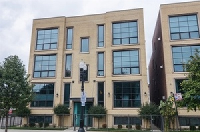 Chicago Condo/Townhouse New: 2548 West Irving Park Road #2W