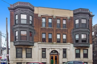 Cook County Condo/Townhouse New: 815 West Addison Street #1F