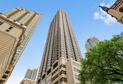 Cook County Condo/Townhouse New: 30 East Huron Street #4705