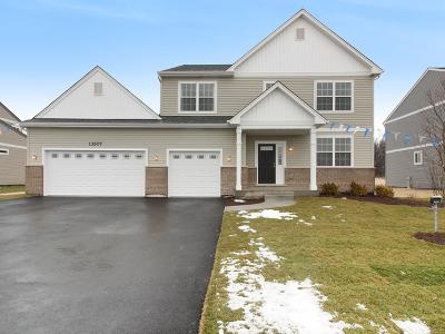Plainfield Single Family Home For Sale: 13538 Carmel Boulevard