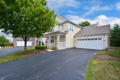 Lake Zurich Single Family Home For Sale: 280 Hanbury Drive
