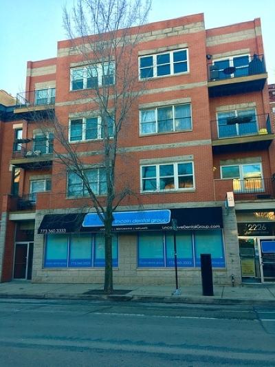 Condo/Townhouse New: 2226 North Lincoln Avenue #2A