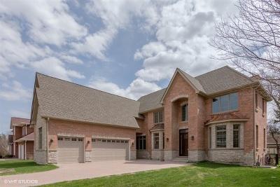 Glenview Single Family Home For Sale: 3305 Linneman Street