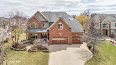 Naperville Single Family Home New: 3312 Danlaur Court