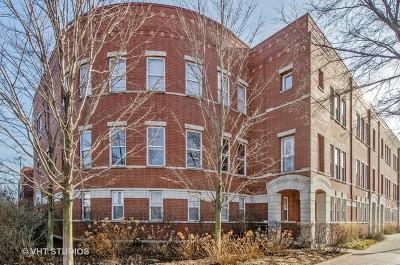 Evanston Condo/Townhouse For Sale: 535 Chicago Avenue #B