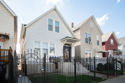 Multi Family Home For Sale: 2846 North Elston Avenue
