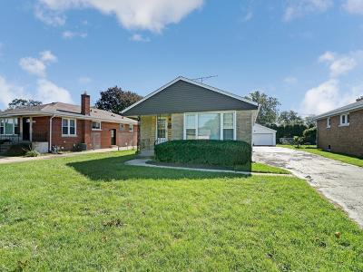 Elmhurst Single Family Home New: 466 East Butterfield Road