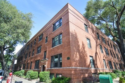 Condo/Townhouse New: 2937 North Sheffield Avenue #1