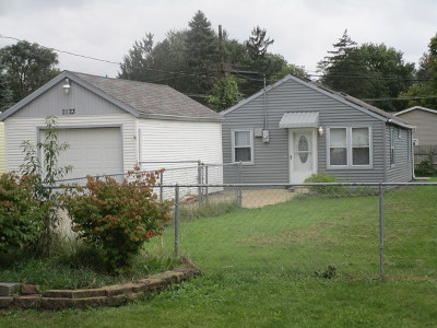 Rockford Single Family Home New: 2123 Welworth Avenue