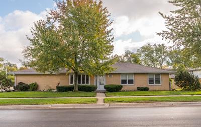 Carol Stream Single Family Home New: 985 Idaho Street