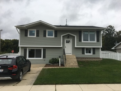 Romeoville Single Family Home New: 752 Yates Avenue