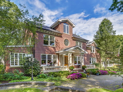 Glen Ellyn Single Family Home New: 664 Forest Avenue