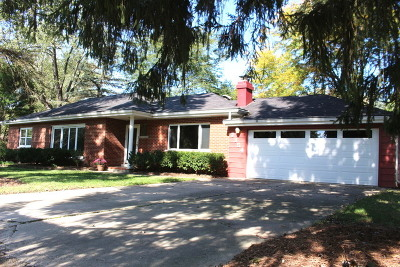Palos Heights Single Family Home For Sale: 7354 West 123rd Street