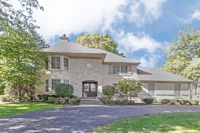 Hinsdale Single Family Home New: 130 North Clay Street