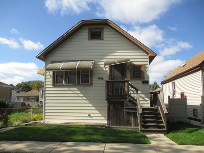 Elmwood Park Single Family Home New: 2914 North 75th Court