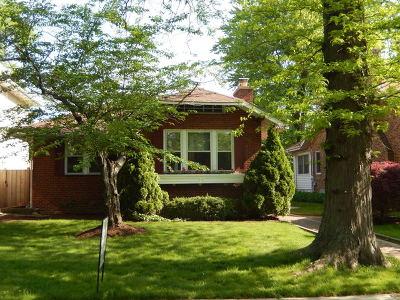 Wilmette Single Family Home For Sale: 1760 Washington Avenue