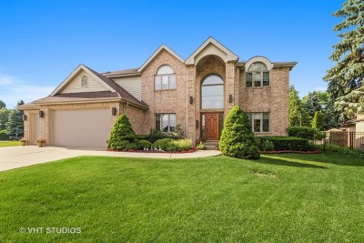 Wilmette Single Family Home For Sale: 2323 Old Glenview Road