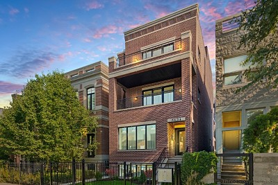 Chicago Condo/Townhouse New: 2621 North Lakewood Avenue #1