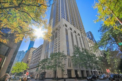 Chicago Condo/Townhouse New: 55 East Erie Street #3304