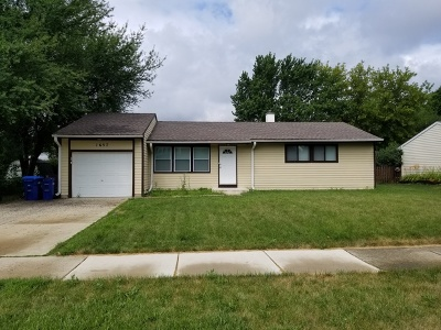 St. Charles Rental New: 1657 South Tyler Road